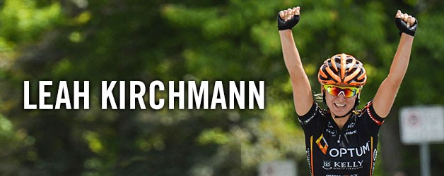 Q&A with Leah Kirchman