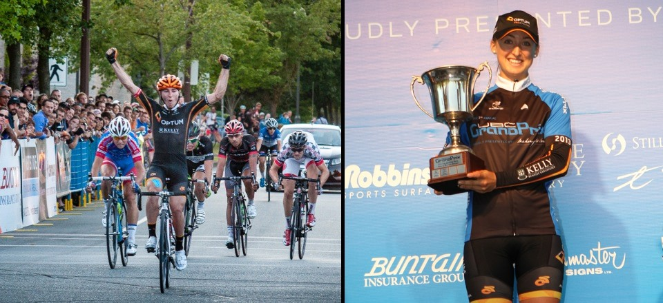 <h2>Ryan Anderson and Leah Kirchmann top their Delta podium finishes with stunning wins at UBC!</h2>
