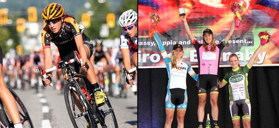 <h2>Denise Ramsden Claims Giro di Burnaby Triumph</h2>