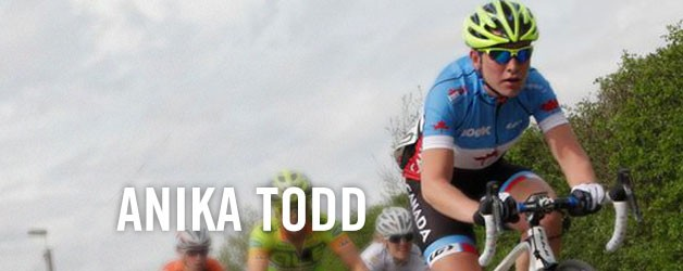I was racing high profile UCI and NRC events